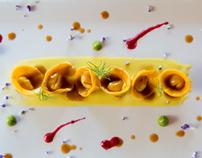 Chef alpine restaurant styling