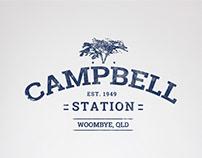 Campbell Station -Brand&Identity