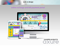 OXY - Web re-design