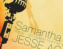 Samantha Crain Concert Poster