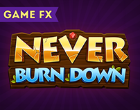 Never burn down (VFX)