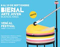 Bienal 2015 - Piezas promocionales