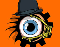 Eye orange