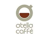 Otello Caffé. Naming, Brand name & logotype.