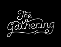 The Gathering - Lettering Version