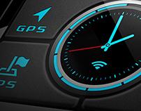 SENSA - Military Smart Watch