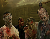 The Walking Madrid...
