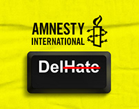 Amnesty International - DELHATE (unrealized)