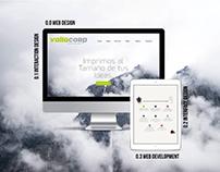 WEB DESIGN & INTERFACE DESIGN FOR VALLACORP