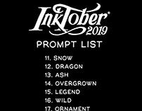 InkTober 11-20