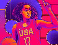 Sports 2020 - Skylar Diggins