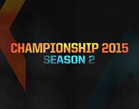 Championship 2015 Season2 Spot