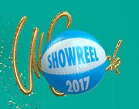 Uber Eck - Showreel 2017