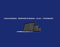 Web Designer Motion Graphic