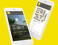 BRZ Empreendimentos - Website