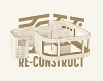 Re-Construct - Event Branding