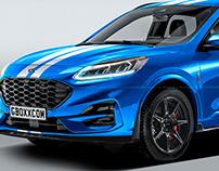 2019 Ford Kuga GT