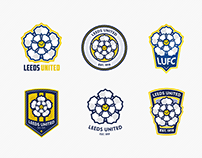 Leeds United: All My Concepts.