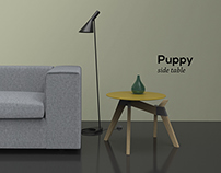 PUPPY side table