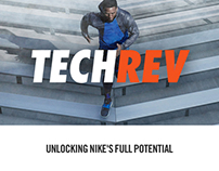 Nike Technology Website