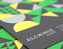 Alchimie 2015 - Identity and pattern