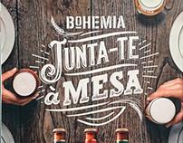 Sagres Bohemia - Junta-te à Mesa