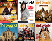Network! Magazine for Indovision TV Guide