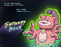 「渾沌熊創造多元宇宙」角色, 設計   Entropy Bear