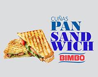 Bimbo - Cuñas sandwich