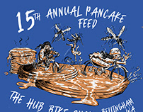 HUB 15th Annual Pancake Feed