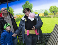 Shaun The Sheep Experience