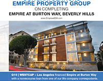 Empire at Burton Way