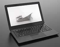 ADRON 99 USD Android Lap Top