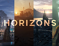 Horizons - A Concept Art Collection
