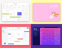 021. Week –Calendar