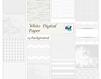 White backgrounds, seamless pattern and textures