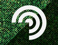 AIM logo design