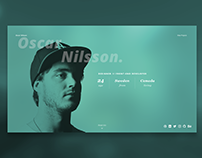 Daily UI #006 - User Profile