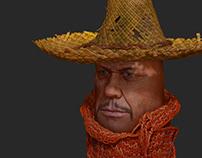 Strange Character models