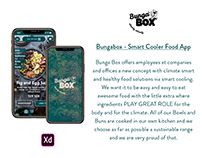 Bungabox - Smart Cooler Food App