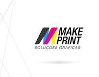 Brand // Make Print - Soluções Gráfica