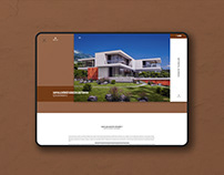 Bitinya Homes Web Design