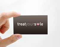 [Logo] Treat Your Sole