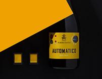 Automático || Wine Packaging Design