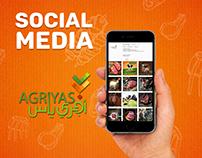 Agriyas Meat Social Media