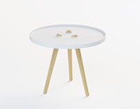 TRIPODE // Furniture Design