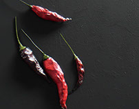 Red hot chili peppers CGI
