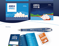 Design items for AMEA Annual Sales Conference