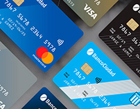 Mock-up | Contactless Credit Card