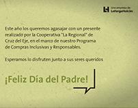 E-card Día del Padre para Holcim (Argentina) S.A.